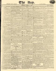Day, April 07, 1809, Page 1