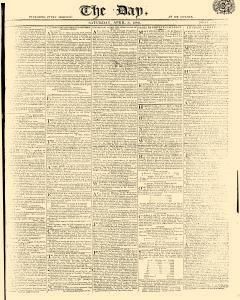 Day, April 08, 1809, Page 1