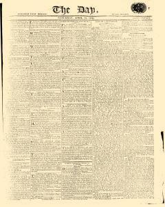 Day, April 15, 1809, Page 1