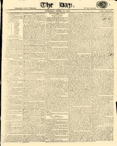 Day, April 18, 1809, Page 1