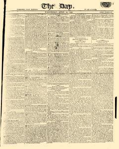 Day, April 19, 1809, Page 1