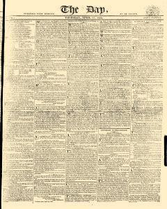 Day, April 27, 1809, Page 1