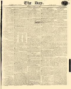 Day, April 28, 1809, Page 1