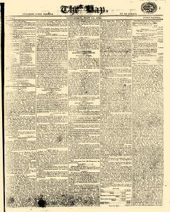 Day, May 13, 1809, Page 1