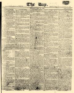 Day, May 15, 1809, Page 1