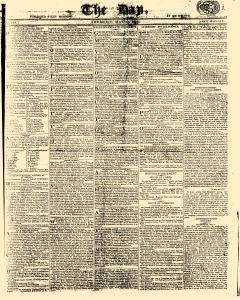 Day, May 18, 1809, Page 1