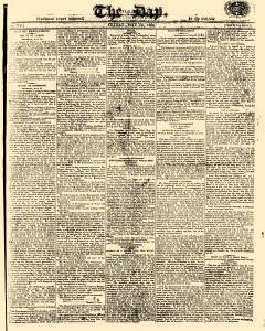 Day, May 19, 1809, Page 1