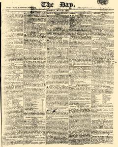 Day, May 22, 1809, Page 1