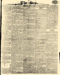 Day, July 11, 1809, Page 1