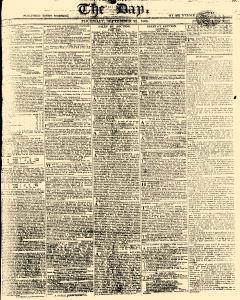 Day, September 28, 1809, Page 1