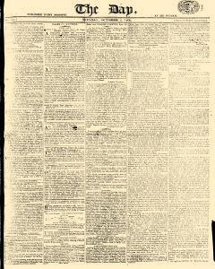 Day, October 02, 1809, Page 1