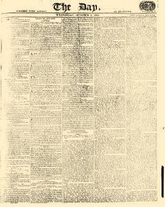 Day, October 04, 1809, Page 1