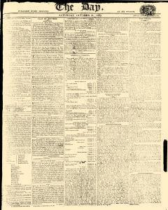 Day, October 21, 1809, Page 1