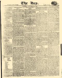 Day, October 24, 1809, Page 1