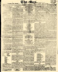 Day, October 31, 1809, Page 1