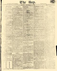 Day, November 20, 1809, Page 1