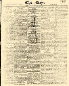 Day, November 23, 1809, Page 1