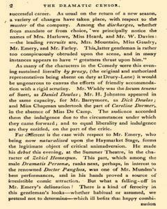 Dramatic Censor, July 01, 1800, Page 14