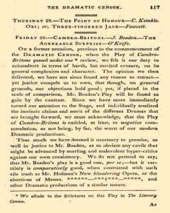 Dramatic Censor, September 01, 1800, Page 5
