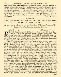 Evangelical Magazine, January 01, 1800, Page 26