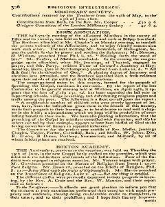 Evangelical Magazine, July 01, 1800, Page 43