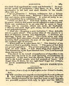 Evangelical Magazine, July 01, 1800, Page 20