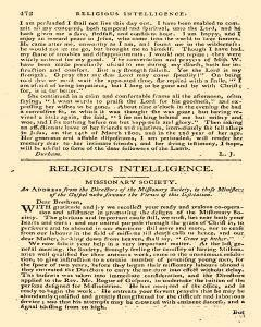 Evangelical Magazine, November 01, 1800, Page 33