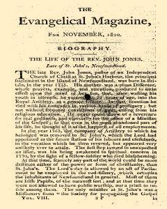 Evangelical Magazine, November 01, 1800, Page 2