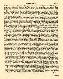 Evangelical Magazine, November 01, 1800, Page 26