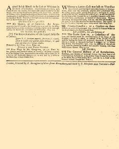 Evening Post, January 10, 1712, Page 3