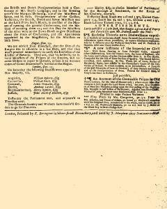 Evening Post, January 12, 1712, Page 3