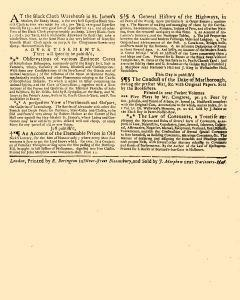 Evening Post, January 15, 1712, Page 3
