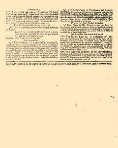 Evening Post, January 17, 1712, Page 3