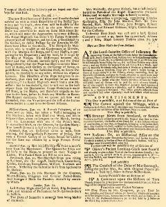 Evening Post, January 19, 1712, Page 2