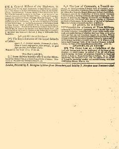 Evening Post, January 19, 1712, Page 3
