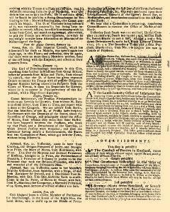 Evening Post, January 24, 1712, Page 2
