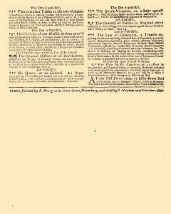 Evening Post, February 07, 1712, Page 3