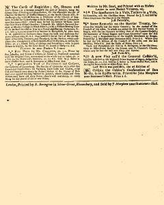 Evening Post, February 28, 1712, Page 3