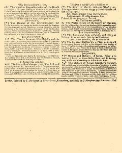 Evening Post, March 11, 1712, Page 3