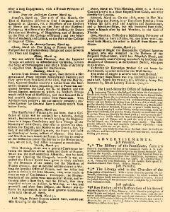 Evening Post, March 22, 1712, Page 2