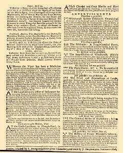 Evening Post, April 12, 1712, Page 2
