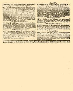 Evening Post, April 17, 1712, Page 3