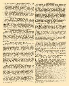 Evening Post, April 19, 1712, Page 2