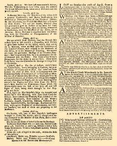 Evening Post, April 22, 1712, Page 2