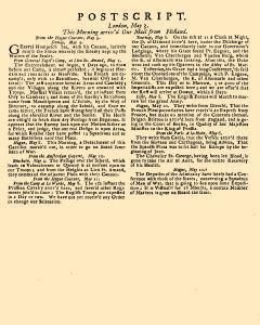 Evening Post, May 01, 1712, Page 3