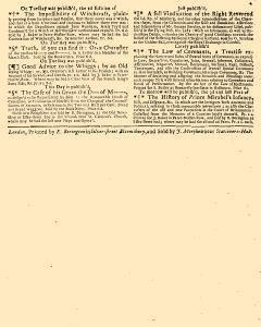 Evening Post, May 13, 1712, Page 3