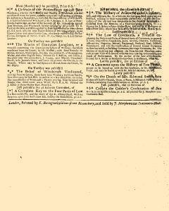 Evening Post, May 20, 1712, Page 3