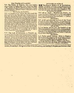 Evening Post, June 14, 1712, Page 3