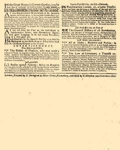 Evening Post, June 17, 1712, Page 3