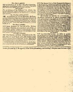 Evening Post, June 28, 1712, Page 3